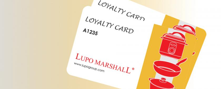 Loyalti card Lupo